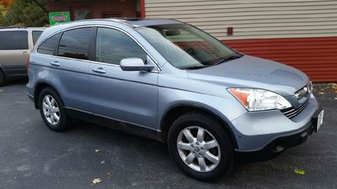 2009 Honda CR-V for sale at Pittsford Automotive Center in Pittsford VT