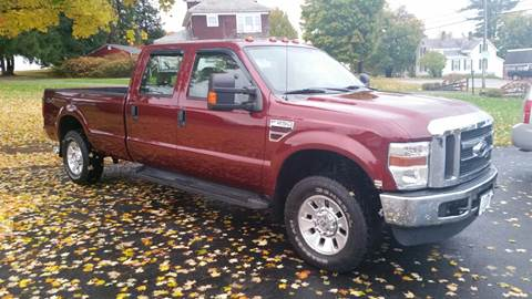 2008 Ford F-250 Super Duty for sale in Pittsford, VT