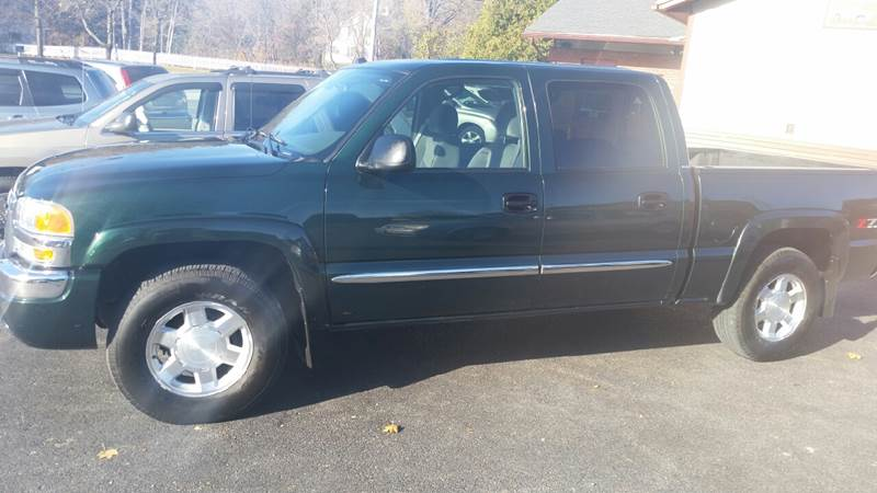 2004 GMC Sierra 1500 for sale at Pittsford Automotive Center in Pittsford VT