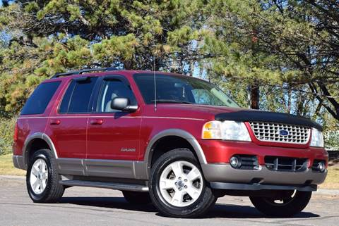2004 Ford Explorer for sale in Salt Lake City, UT