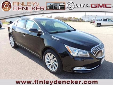 2016 Buick LaCrosse for sale in Beloit, WI