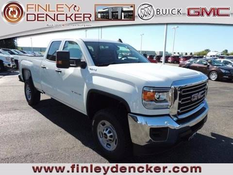 2016 GMC Sierra 2500HD for sale in Beloit, WI