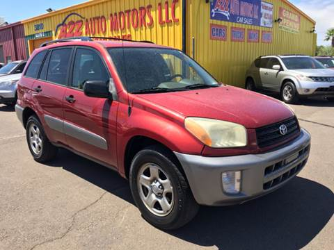 2002 Toyota RAV4 for sale in Phoenix, AZ