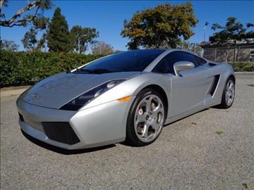 2004 Lamborghini Gallardo for sale in Colleyville, TX