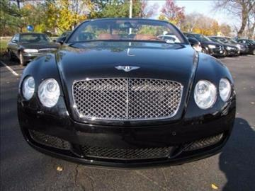 2007 Bentley Continental GTC for sale in Colleyville, TX