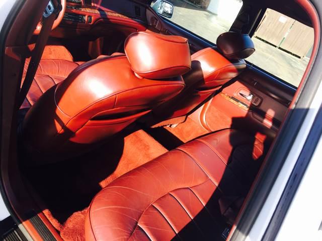 1996 Lincoln Town Car Executive 4dr Sedan - Dearborn Heights MI