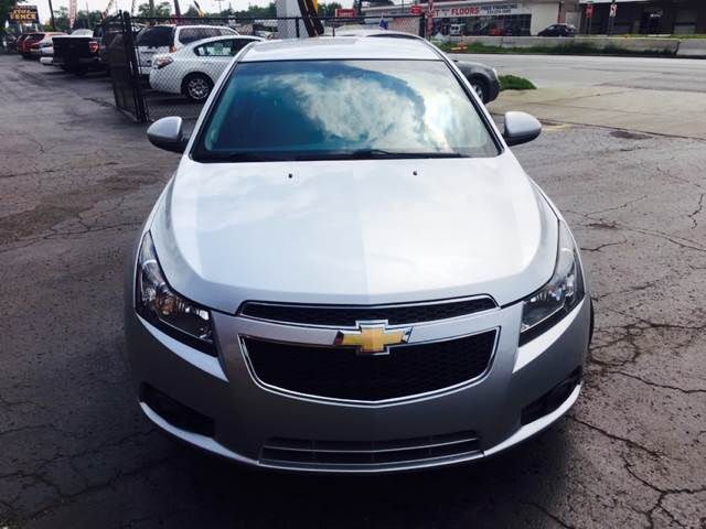 2013 Chevrolet Cruze LTZ Auto 4dr Sedan w/1SJ - Dearborn Heights MI