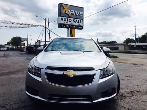 2013 Chevrolet Cruze for sale in Dearborn Heights, MI