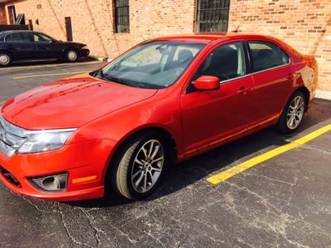 2010 Ford Fusion for sale in Dearborn Heights, MI