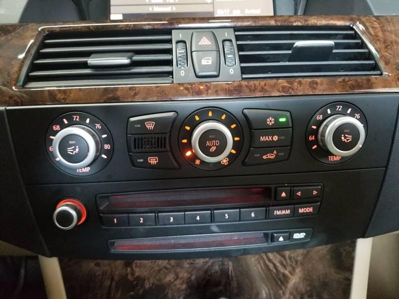 2008 BMW 5 Series AWD 528xi 4dr Sedan Luxury - Dearborn Heights MI