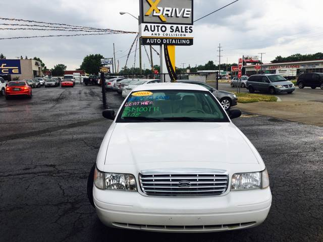 2008 Ford Crown Victoria LX 4dr Sedan - Dearborn Heights MI