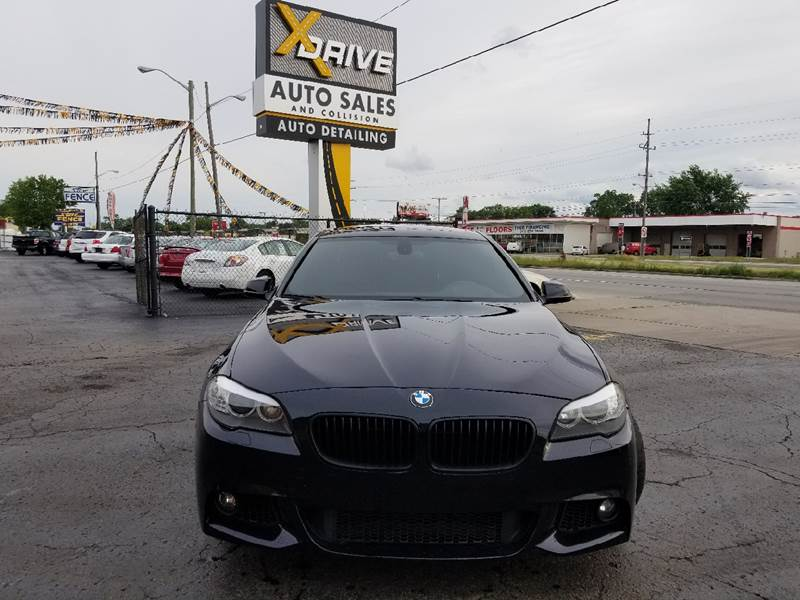 2011 BMW 5 Series AWD 550i xDrive 4dr Sedan - Dearborn Heights MI