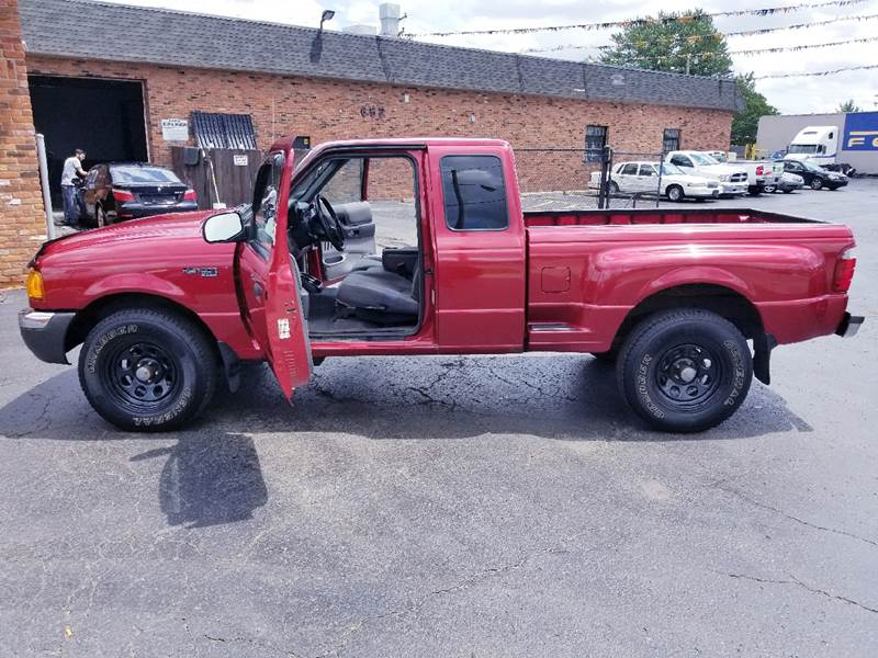 2002 Ford Ranger 2dr SuperCab XLT 4WD SB - Dearborn Heights MI