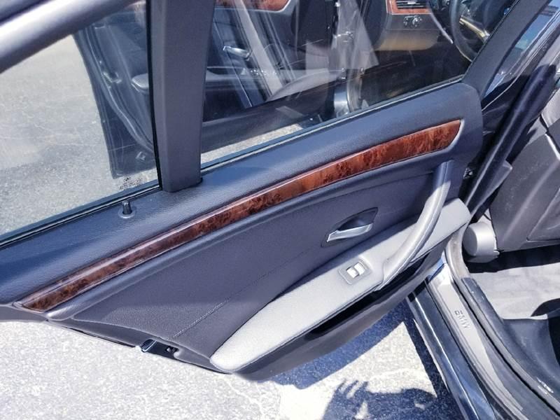 2009 BMW 5 Series 535i 4dr Sedan - Dearborn Heights MI