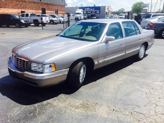 1997 Cadillac DeVille 4dr Sedan - Dearborn Heights MI