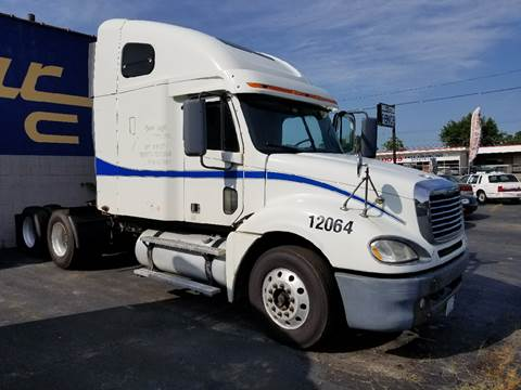 2007 Freightliner Columbia for sale in Dearborn Heights, MI