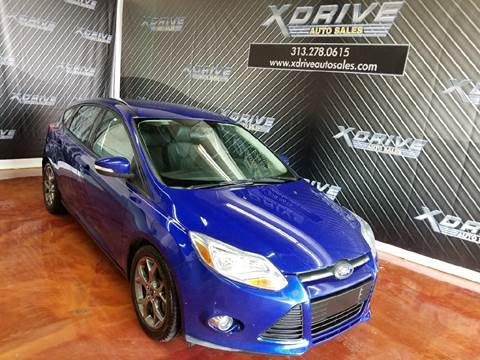 2013 Ford Focus for sale in Dearborn Heights, MI