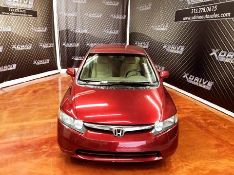 2006 Honda Civic for sale in Dearborn Heights, MI