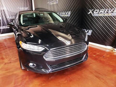 2016 Ford Fusion for sale in Dearborn Heights, MI