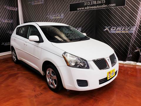 2010 Pontiac Vibe for sale in Dearborn Heights, MI