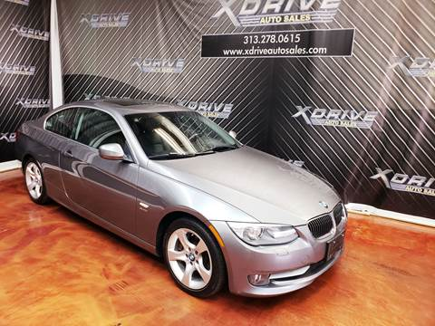 2011 Bmw 3 Series For Sale In Dearborn Heights Mi