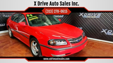 2000 Chevrolet Impala for sale in Dearborn Heights, MI