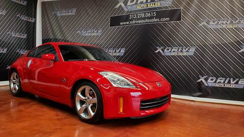 2006 Nissan 350Z for sale in Dearborn Heights, MI