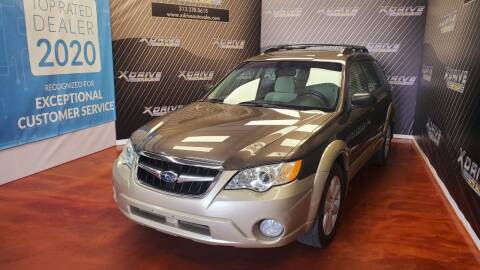 2008 Subaru Outback for sale at X Drive Auto Sales Inc. in Dearborn Heights MI