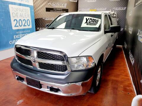 2015 RAM Ram Pickup 1500 for sale at X Drive Auto Sales Inc. in Dearborn Heights MI