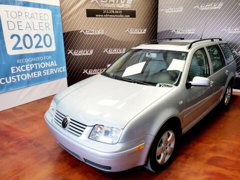 2003 Volkswagen Jetta for sale at X Drive Auto Sales Inc. in Dearborn Heights MI