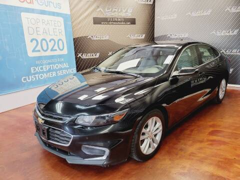 2017 Chevrolet Malibu for sale at X Drive Auto Sales Inc. in Dearborn Heights MI