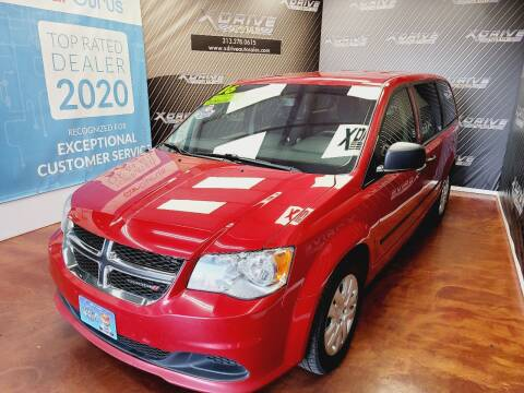2016 Dodge Grand Caravan for sale at X Drive Auto Sales Inc. in Dearborn Heights MI