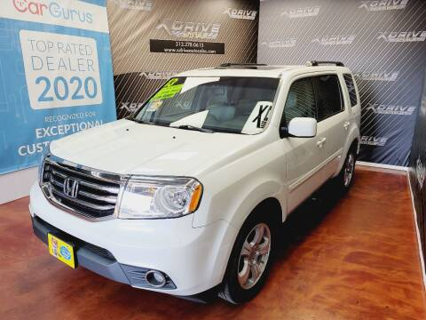 2013 Honda Pilot for sale at X Drive Auto Sales Inc. in Dearborn Heights MI