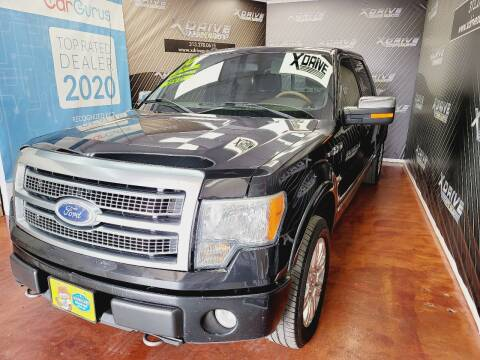 2010 Ford F-150 for sale at X Drive Auto Sales Inc. in Dearborn Heights MI