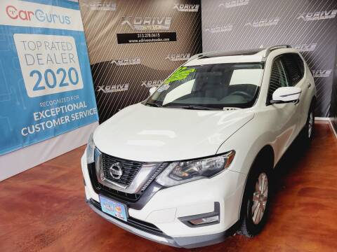 2017 Nissan Rogue for sale at X Drive Auto Sales Inc. in Dearborn Heights MI
