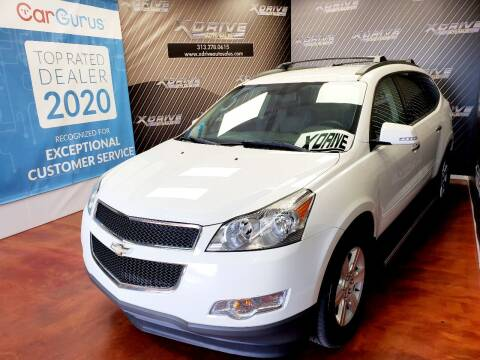 2011 Chevrolet Traverse for sale at X Drive Auto Sales Inc. in Dearborn Heights MI