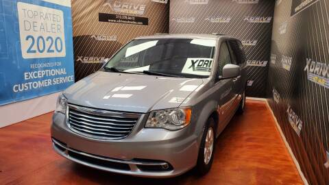 2013 Chrysler Town and Country for sale at X Drive Auto Sales Inc. in Dearborn Heights MI