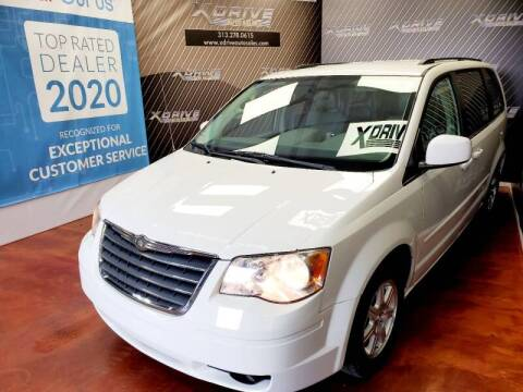2008 Chrysler Town and Country for sale at X Drive Auto Sales Inc. in Dearborn Heights MI
