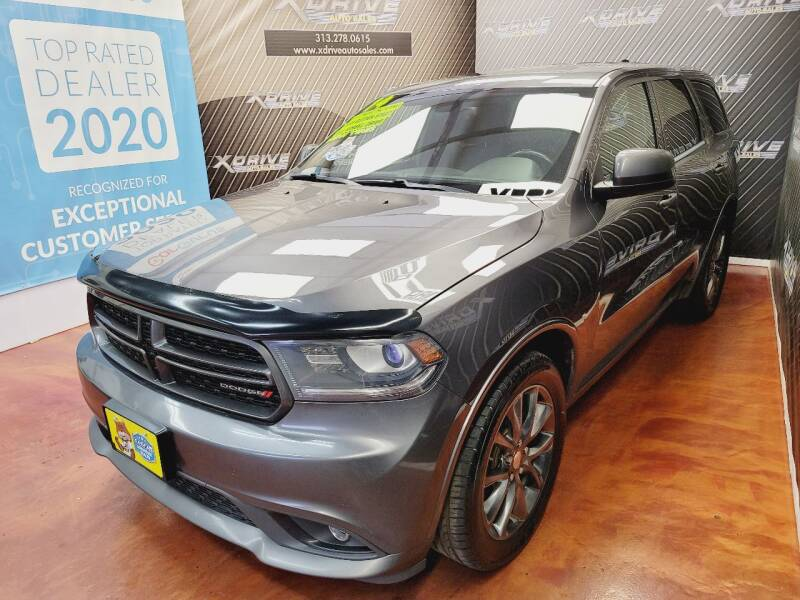 2014 Dodge Durango for sale at X Drive Auto Sales Inc. in Dearborn Heights MI