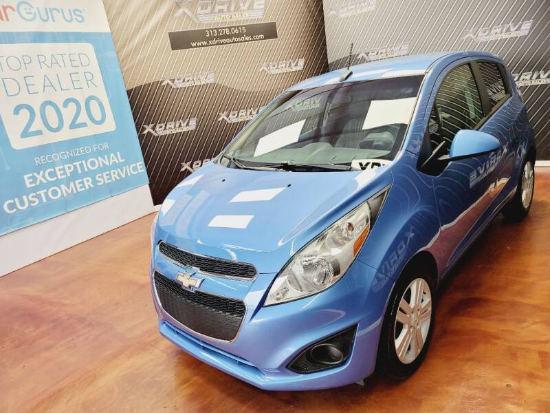2014 Chevrolet Spark for sale at X Drive Auto Sales Inc. in Dearborn Heights MI