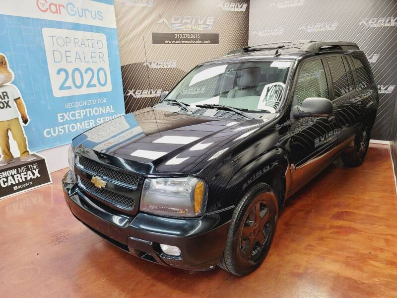 2006 Chevrolet TrailBlazer EXT for sale at X Drive Auto Sales Inc. in Dearborn Heights MI