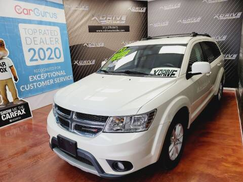 2013 Dodge Journey for sale at X Drive Auto Sales Inc. in Dearborn Heights MI