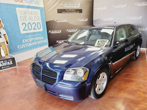 2005 Dodge Magnum for sale at X Drive Auto Sales Inc. in Dearborn Heights MI