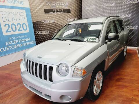 2010 Jeep Compass for sale at X Drive Auto Sales Inc. in Dearborn Heights MI
