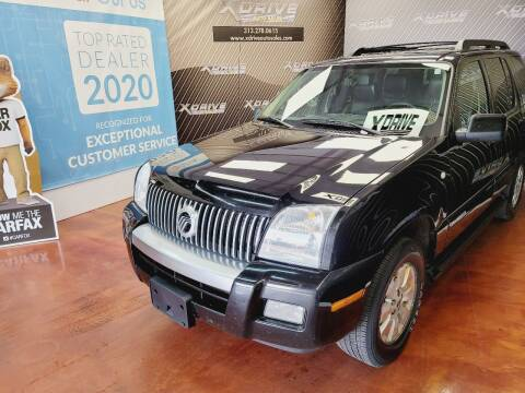 2007 Mercury Mountaineer for sale at X Drive Auto Sales Inc. in Dearborn Heights MI