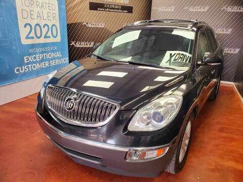 2008 Buick Enclave for sale at X Drive Auto Sales Inc. in Dearborn Heights MI