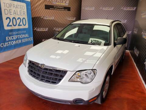 2007 Chrysler Pacifica for sale at X Drive Auto Sales Inc. in Dearborn Heights MI