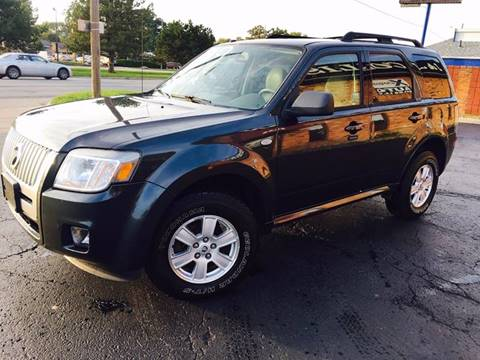 2009 Mercury Mariner for sale in Dearborn Heights, MI