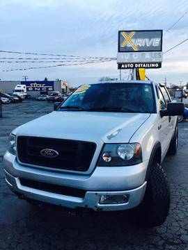 2004 Ford F-150 for sale in Dearborn Heights, MI