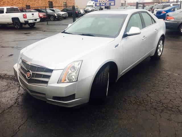 2009 Cadillac CTS AWD 3.6L DI 4dr Sedan w/ 1SB - Dearborn Heights MI